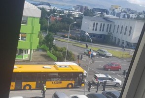 Bus Driver Arrested On Suspicion Of Drunk Driving