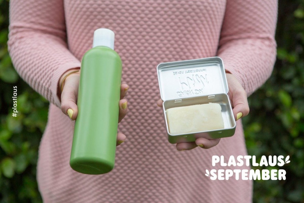 "Peeling Off The Plastic Wrap For ""Plastic Free September"""