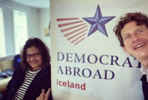 Democrats Abroad Initiative Launched In Iceland