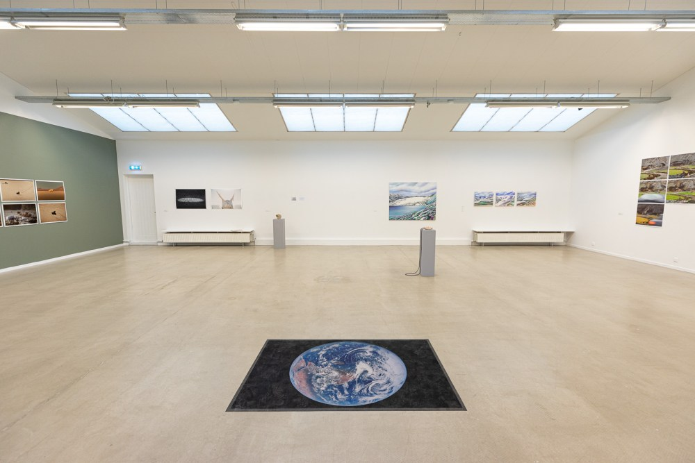 Art In The Shadow Of Climate Change: 'Norðrið' Shines Light On A Bleak Future