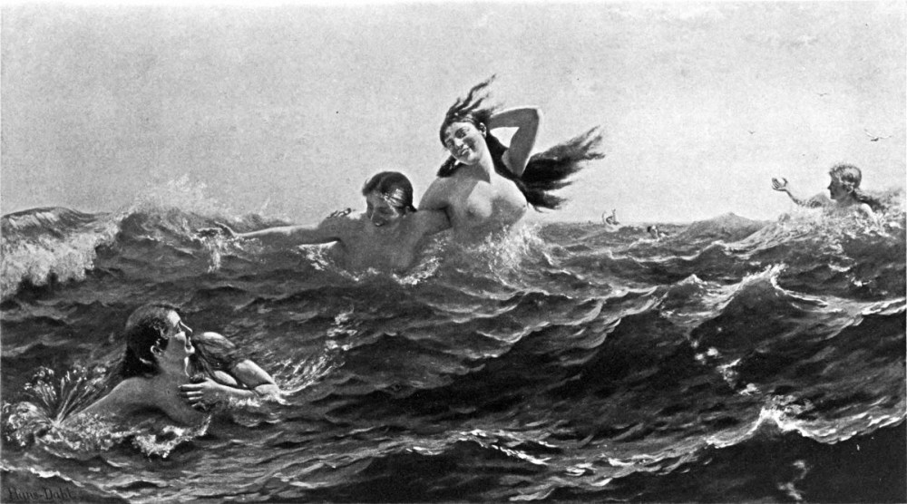 Gods of Iceland: Rán, The Goddess Who Will Literally Drown You