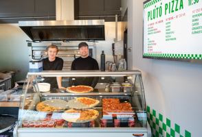 New In Town: Plútó Pizza, The New New York Style Takeaway