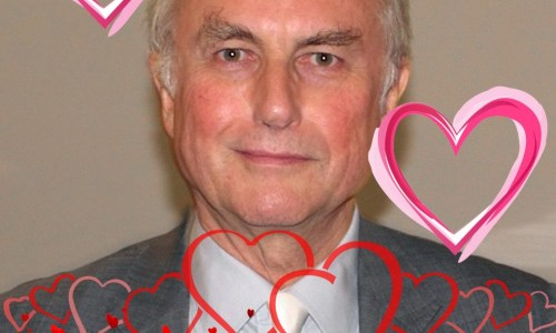 Horror-Scopes: Mmmm, Sexy Richard Dawkins