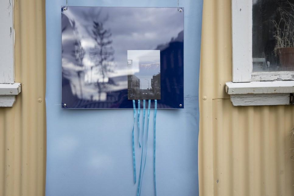 From Andrými - 'Warm Blue' by Claire Paugam as part of Vestur í bláinn.