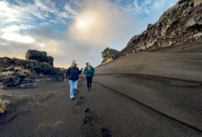 Black Sandvík Wasteland: Finding Iceland On Your Doorstep At Reykjanes