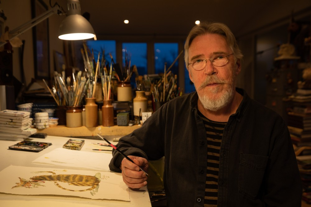 The Father Of Icelandic Christmas: Brian Pilkington Brings The Yule Lads To Life