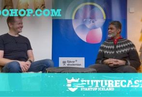 RVK Futurecast #4: David Gunnarsson, the CEO of Dohop