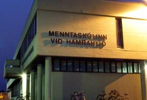 Bomb Threat Called In At Menntaskólinn við Hamrahlíð