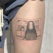 Memoria Collective. Tattoo by Deborah Lilja.