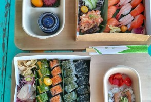 Austurlands Food Coop Sushi Pop-Up: Just Eat It!