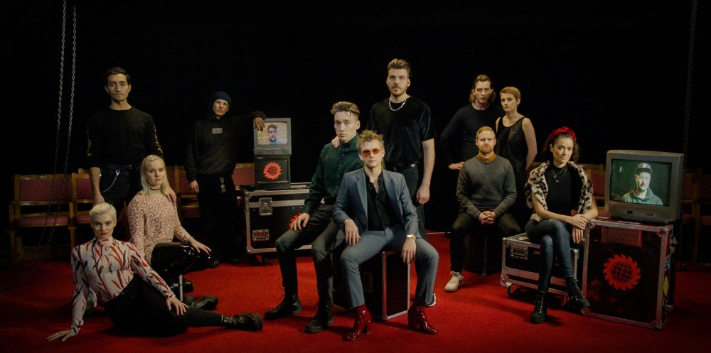 The Art Of Making A Stand: Hatari Show Strength In 'A Song Called Hate'