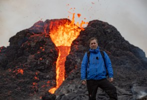 Photos: The Geldingadalsgos Eruption, Shot By Art Bicnick