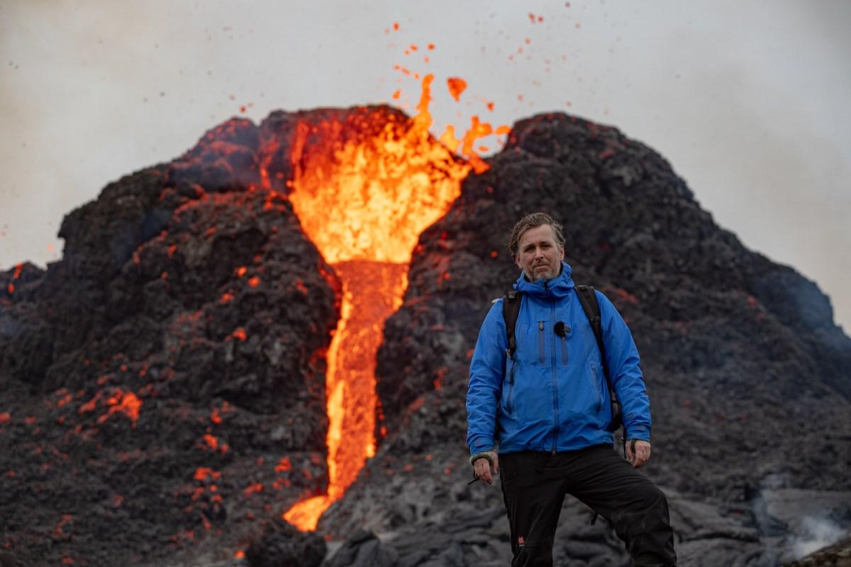 Photos: The Geldingadalsgos Eruption, Shot By Art Bicnick