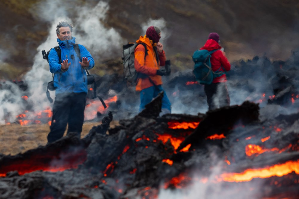 Best Of Guide: How To Dress To Impress…A Volcano