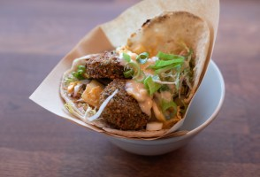 Falafel For The Soul: Chickpea Brings A Homey Touch To The Downtown Dining Scene
