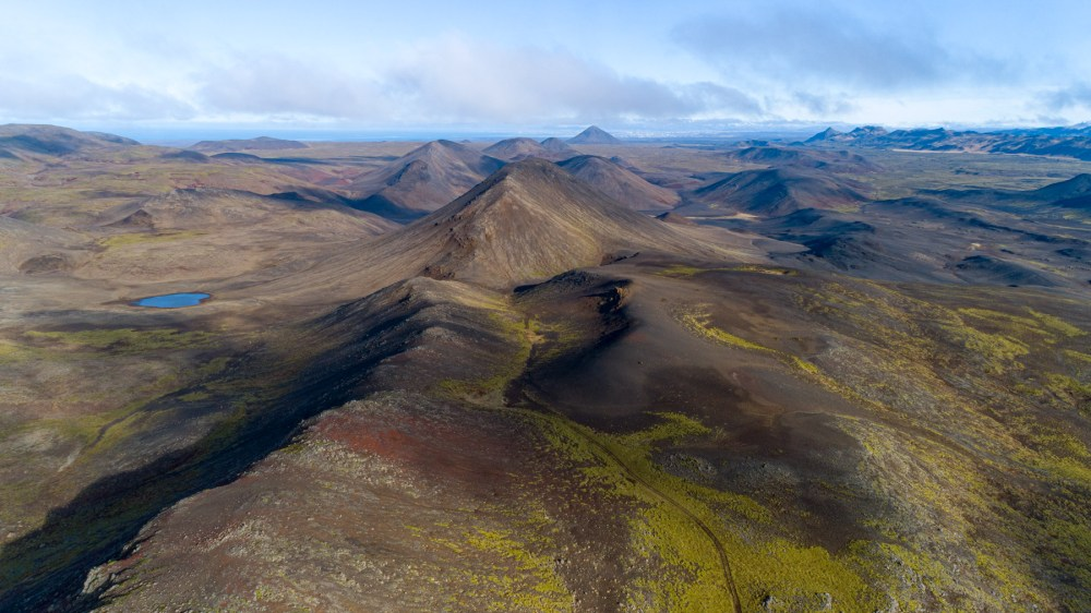The Sleeping Giant: Earthquakes And Volcanoes In Reykjanes