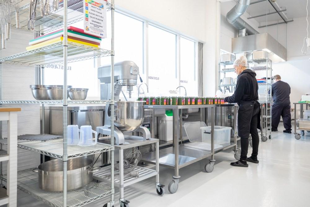 Enter Eldstæðið: Reykjavík's Latest Food Tech Incubator Prizes Community