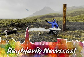 RVK Newscast #79: We're Next To The Volcano Just Hours Before The Possible Eruption