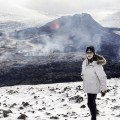 The Culmination Of Aeons Of Serendipity: Flying To Geldingadalur, Iceland's Newest Eruption (feat. Plato)
