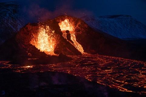 Pyroclastic perfection - photo by Art Bicnick