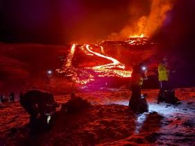 Geldingadala volcano