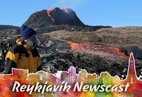 RVK Newscast #92: The New Fissure And Its Long Lava Flow