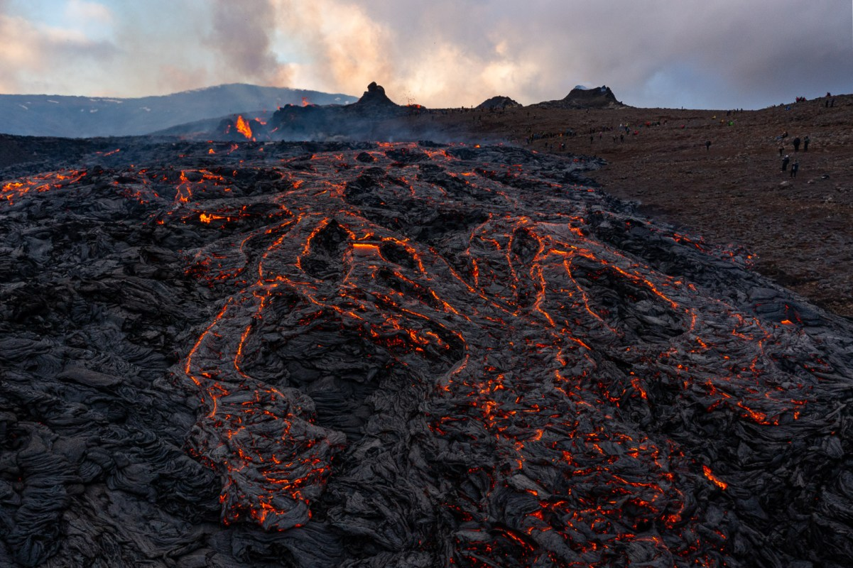 VOLCANOES IN ICELAND! Everything You Need To Know!