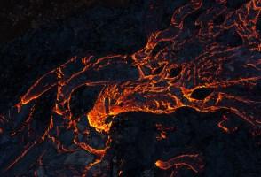 Lava Is Expected To Flow Over Suðurstrandarvegur