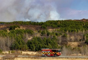 Wildfire In Heiðmörk Dangerously Close To Reykjavík's Water Supply