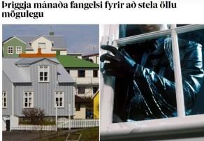 lost in google translation, stealing everythign icelandic