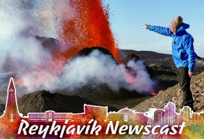 RVK Newscast #101: Volcano For Sale & A New Name For The Lava Field