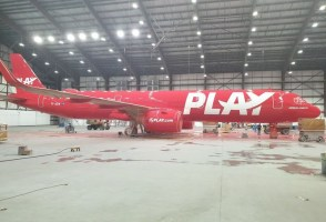 First Airplane Of Play Has Arrived And Coincides With Controversy