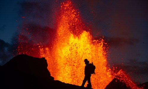 The Message In The Magma: The Geldingadalir Eruption Site Is Growing—What Have We Learned?
