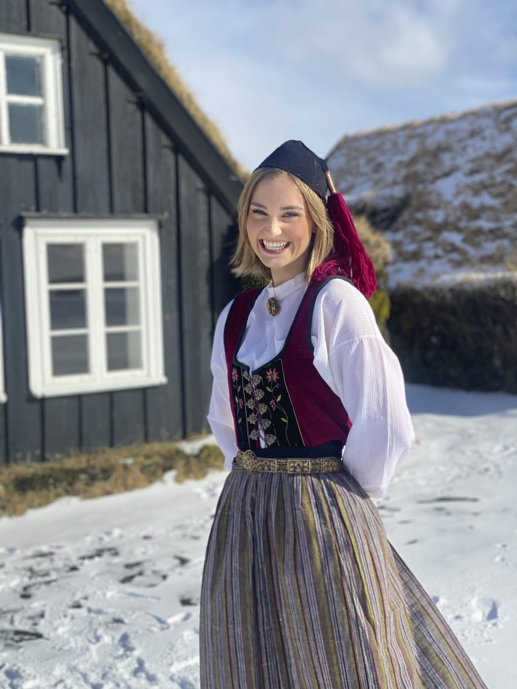 Traditional Iceland With Miss Iceland: Elísabet Hulda's Perfect Day