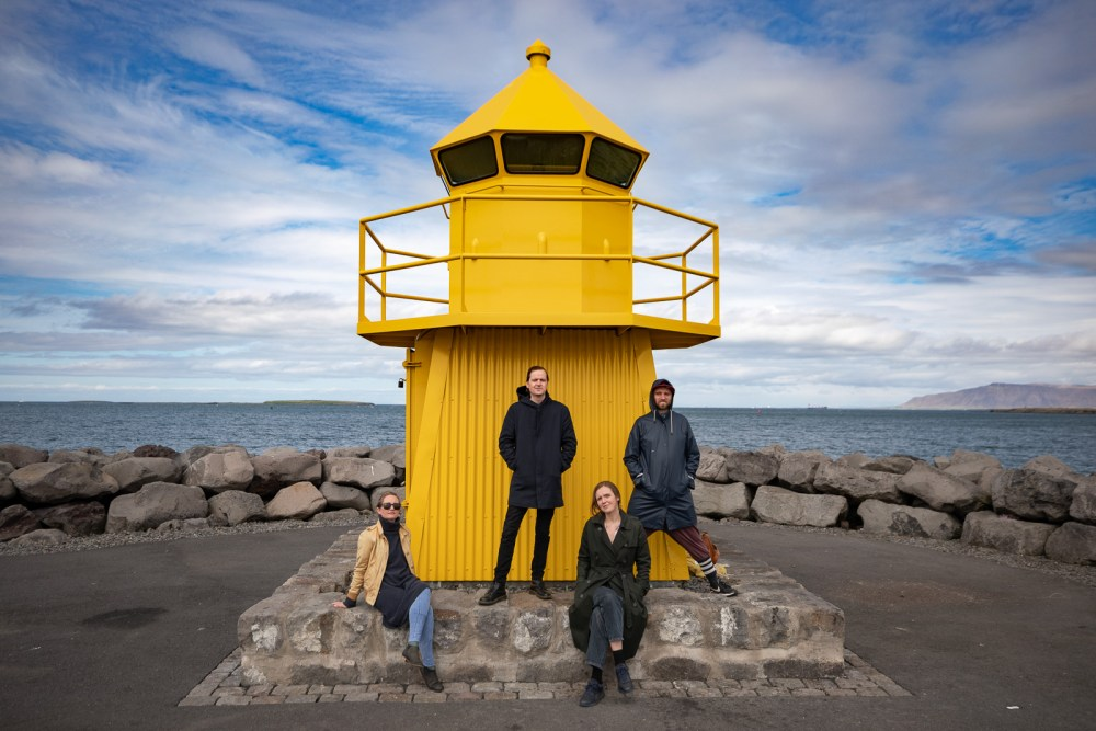 To The Lighthouse! Amiina's Beacon Shines Bright With 'Pharology'