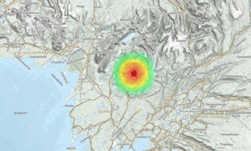 Three Earthquakes Shaking Up Borgarnes