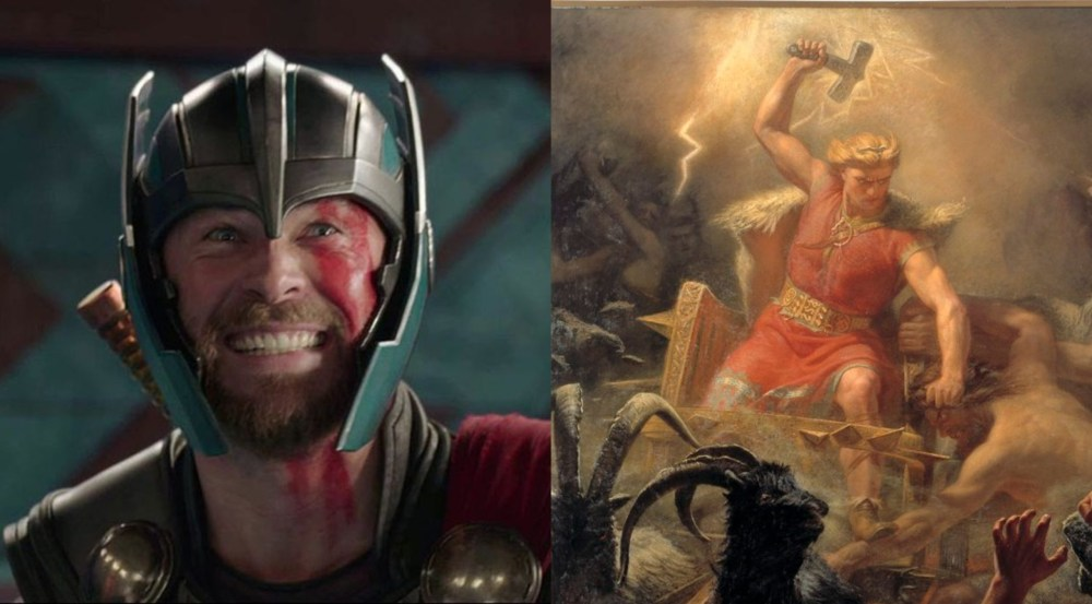 Gods of Iceland: Þór, The Unpopular Fraternal Twin Brother of Marvel's Thor