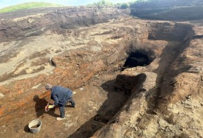 Discovery of Man-Made Caves Brings History Into Focus