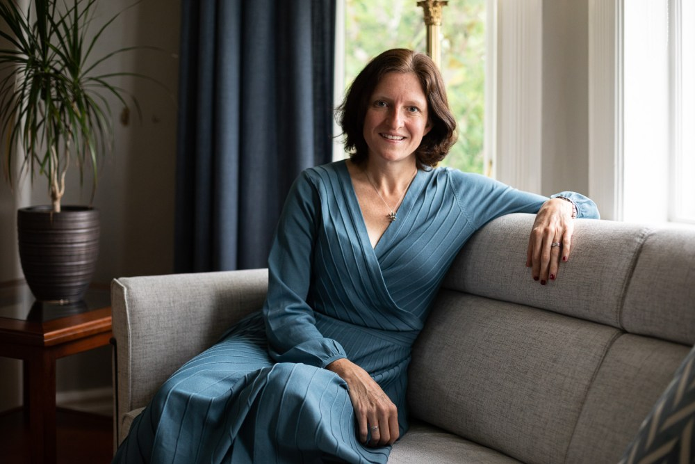Perfect Day: Dr. Bryony Mathew