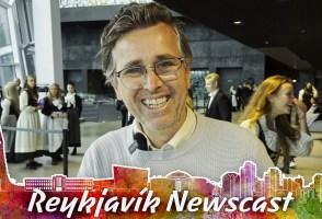 RVK Newscast #133: Body At A Luxury Spa & Icelandic Video Game Making Headlines