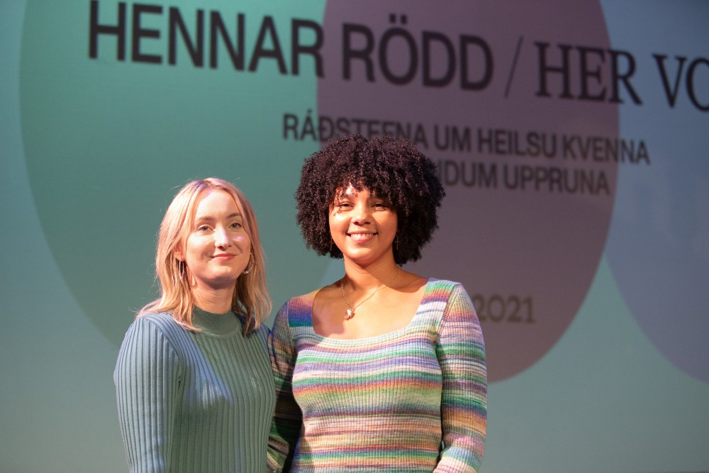 Raising Her Voice: Highlighting The Struggle Of Foreign Women In Icelandic Healthcare