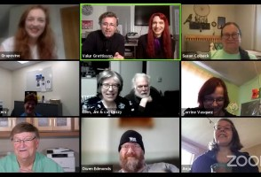 Grapevine's 11th 'Ask Me Anything' Session Now Online
