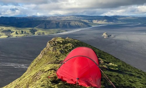 One Man's Search For The Perfect Camping Site