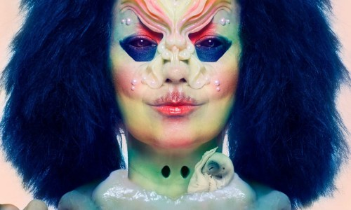 Björk Announces New Album For End Of November