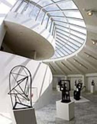 Pioneering Sculptures