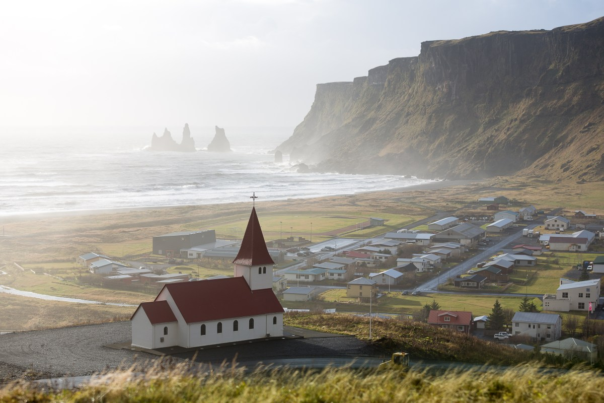 Watch Your Back – Don't Let the Serene Atmosphere Of The Southern Village Of Vík Fool You.