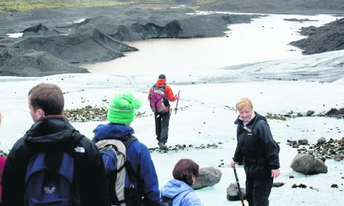 Vatnajökull Voyagers: Walking On Ice