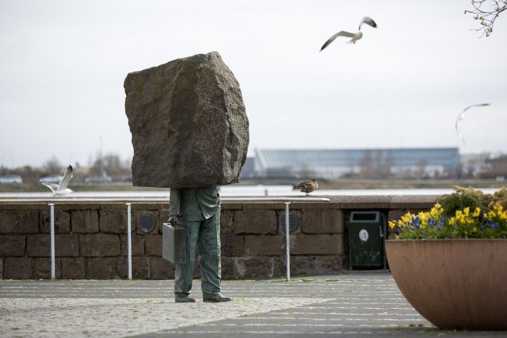Written In Stone: The Statue Walk Around Reykjavík