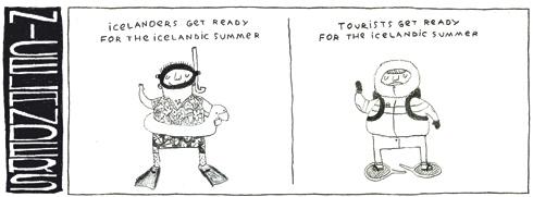Nicelanders Comic