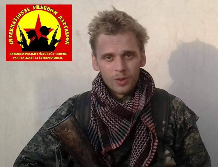 Icelander Reportedly Killed In Action In Afrin